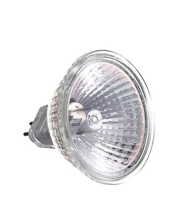 Лампа галогенная MR16, GU5.3, 20W, 12V, Акцент