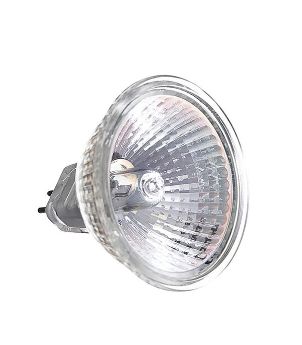 Лампа галогенная MR16, GU5.3, 35W, 12V, Акцент