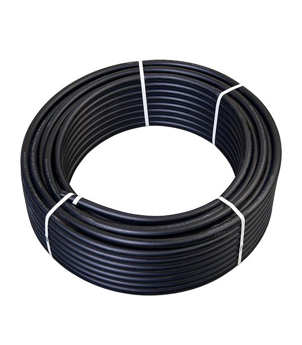 Труба ПНД ПЭ-100 для систем водоснабжения 40 мм бухта 100 м пнд труба для водопровода