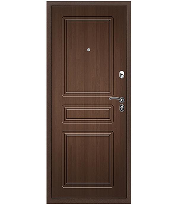Дверь металлическая VALBERG BMD Лидер 980х2066 мм правая дверь металлическая bmd портэ 880х2050 мм правая