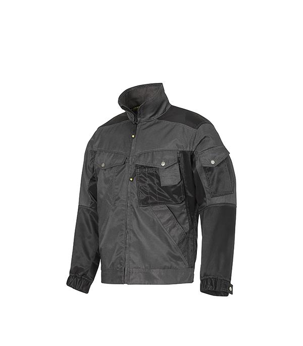 Куртка графит,  размер M (48-50) , рост 170-182 Snickers workwear Профи