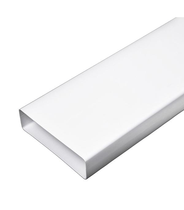 Воздуховод плоский пластиковый 60х204х1000 мм