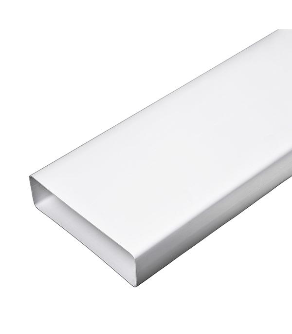 Воздуховод плоский пластиковый 60х204х1500 мм
