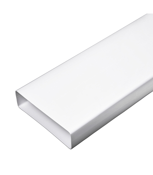 Воздуховод плоский пластиковый 60х204х2000 мм