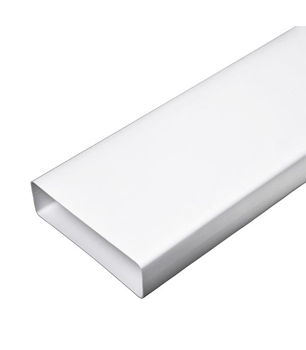 Воздуховод плоский пластиковый  60х204х500 мм