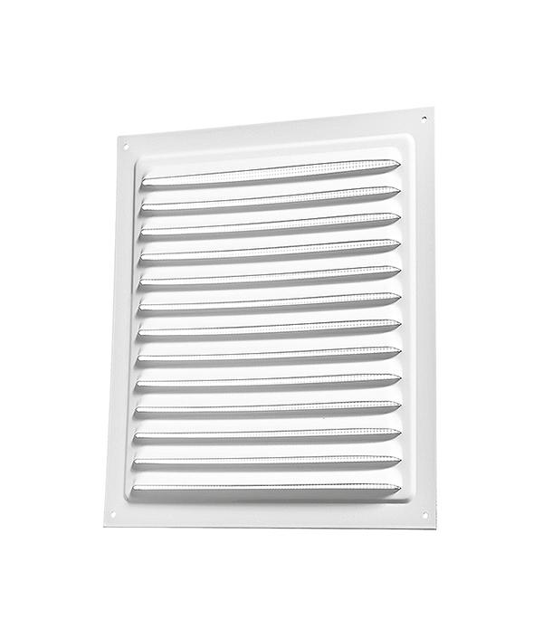 Решетка вентиляционная вытяжная стальная 250х250 мм