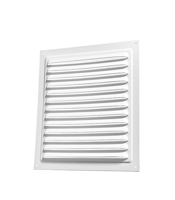 Решетка вентиляционная вытяжная стальная 300х300 мм