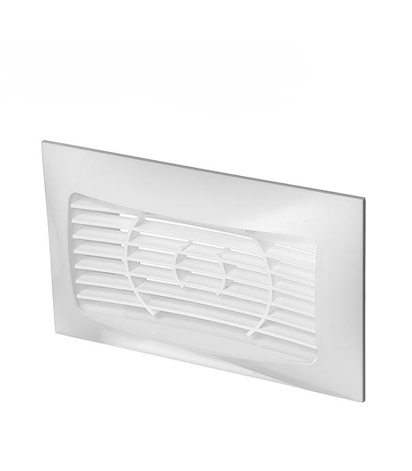 Решетка вентиляционная торцевая для плоских воздуховодов 60х120 мм