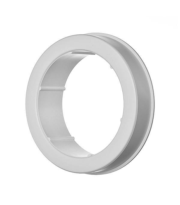 Соединитель пластиковый для круглых воздуховодов d100 мм с круглыми d125 мм