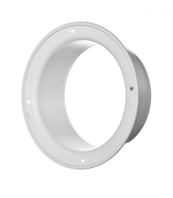 Фланец для круглых воздуховодов пластиковый d125 мм фланец круглый пвх диам 125 вентиляция