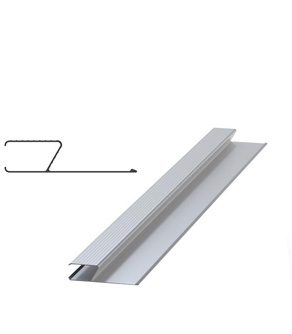 Правило алюминиевое h-образное 2.5 м
