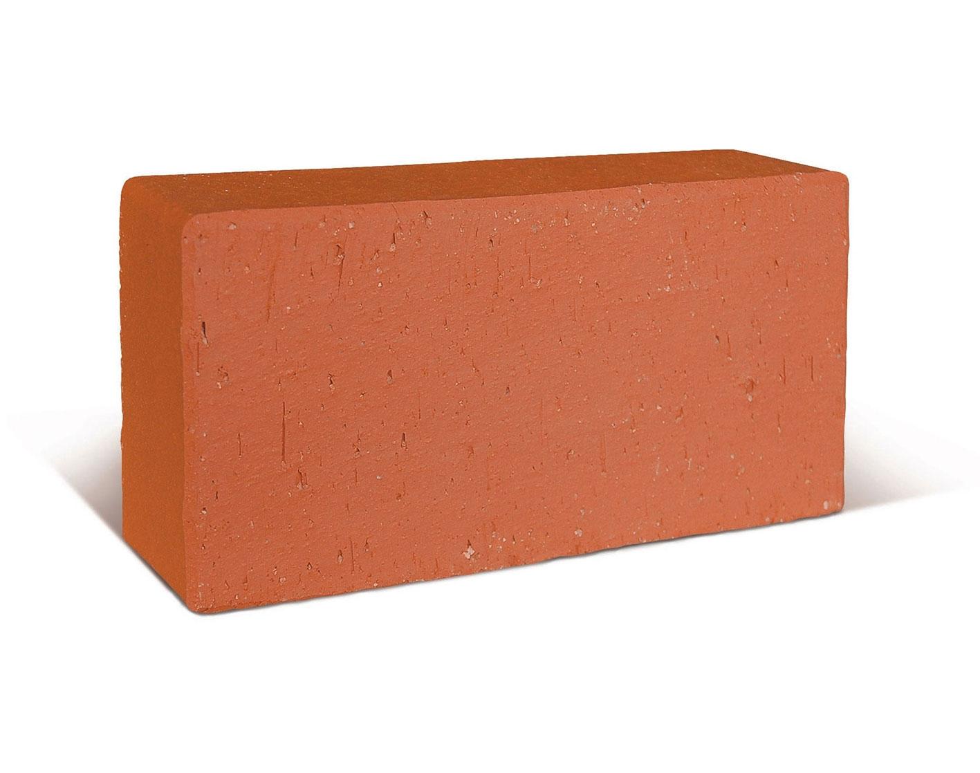 Плитка тротуарная клинкерная 200х100х50 мм  тёмно-красная