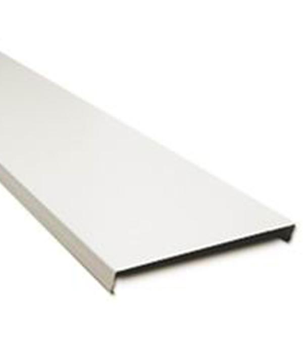 Рейка открытого типа AN 85А 3 м белая матовая гребенка аn85 135а втn 4м