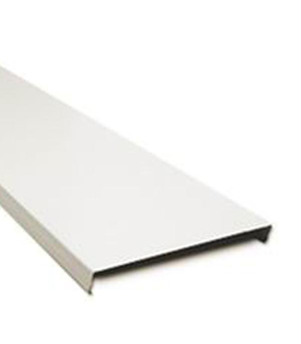 Рейка открытого типа AN 85А 4 м белая матовая гребенка аn85 135а втn 4м