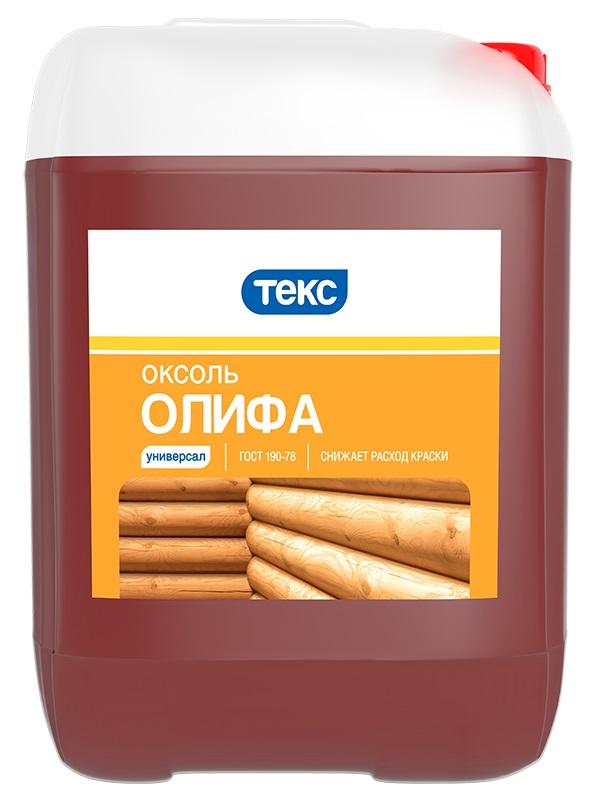 Олифа Оксоль Текс 4 кг/5 л
