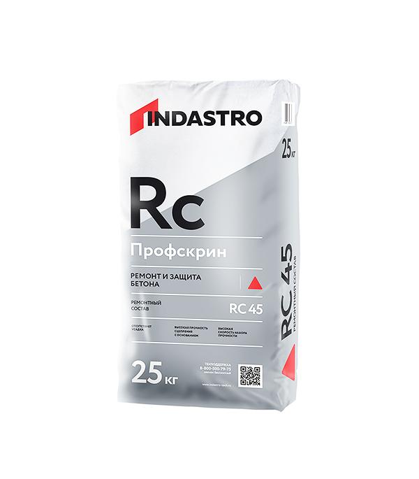 Ремсостав Indastro Профскрин RC45 25 кг щебень фракция 20 40 мм 50 кг