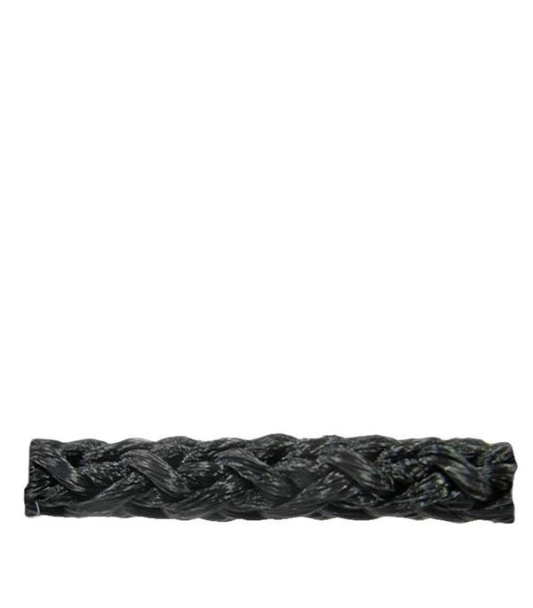 Шнур плетеный черный d5 мм полипропиленовый