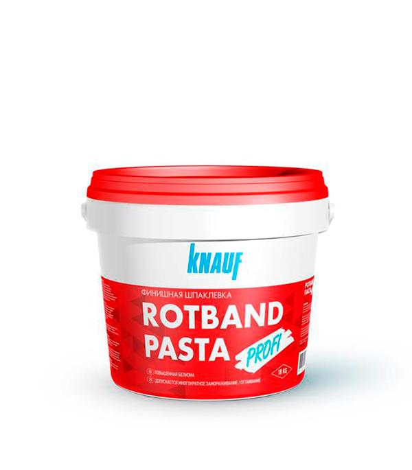 Шпатлевка финишная Ротбанд паста Профи Кнауф 18 кг