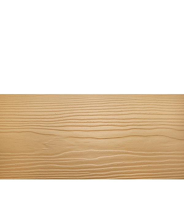 Фиброцементный сайдинг CEDRAL (фактура под дерево) Золотой песок C11