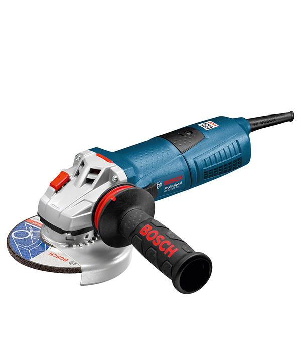 Шлифмашина угловая Bosch GWS 13-125 CIE 1300 Вт 125 мм круг отрезной по металлу 125х22х1мм bosch профи