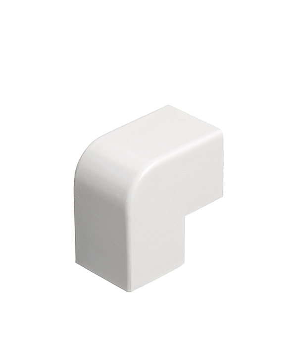 Внешний угол для кабель-канала 16x16 мм белый (4 шт)