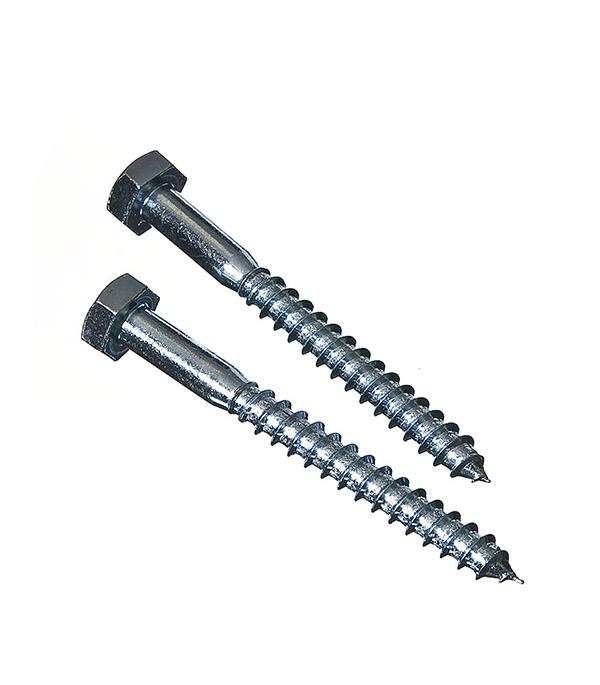 Болты сантехнические оцинкованные 10х100 мм DIN 571 (15 шт) болты сантехнические оцинкованные 6х80 мм din 571 30 шт