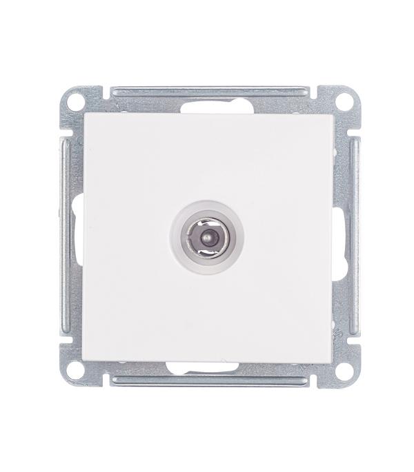 Механизм розетки телевизионной Schneider Electric Wessen59 белый