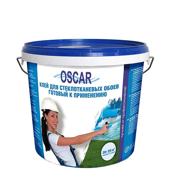 Клей Oscar для стеклообоев 5 кг (готовый)