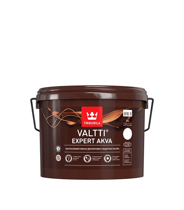 Антисептик Valtti Expert Akva орегон Тиккурила 9 л лак для обработки сучков oksalakka тиккурила 0 33 л