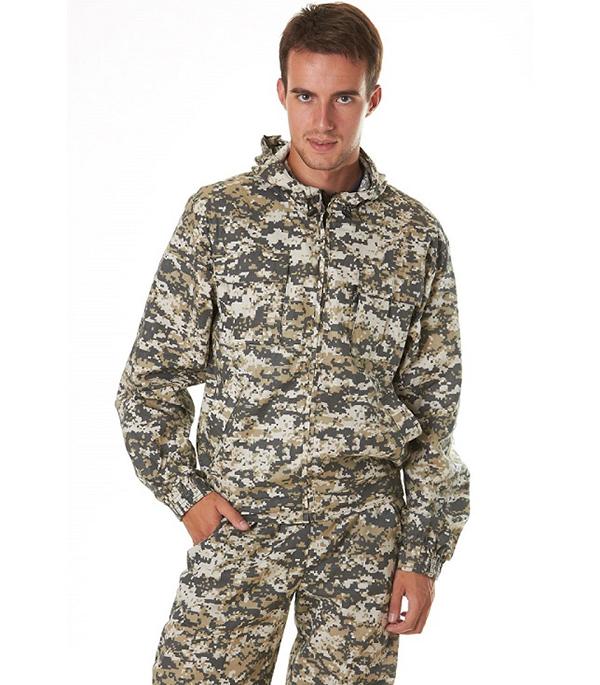 Маскхалат камуфляжный, размер 48-50 (96-100), рост 170-176 костюм prival пограничник маскхалат р 48 50 176