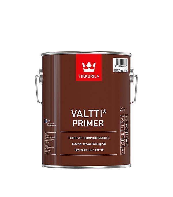 Грунт Tikkurila Valtti Primer (Pohjuste) 2.7 л