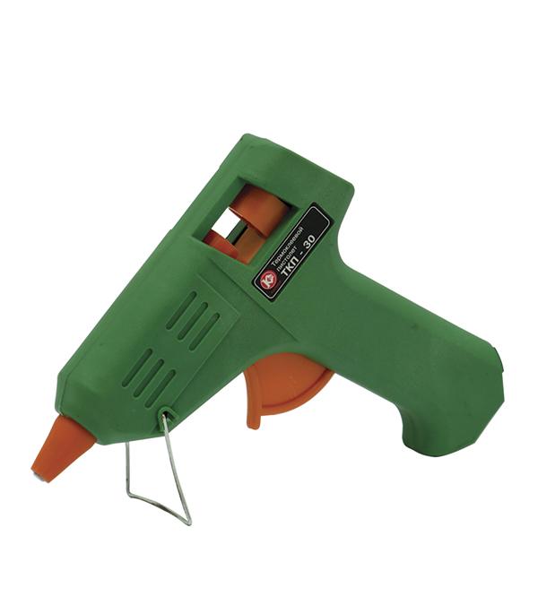 Пистолет клеевой ТКП-30, 30 Вт, Калибр