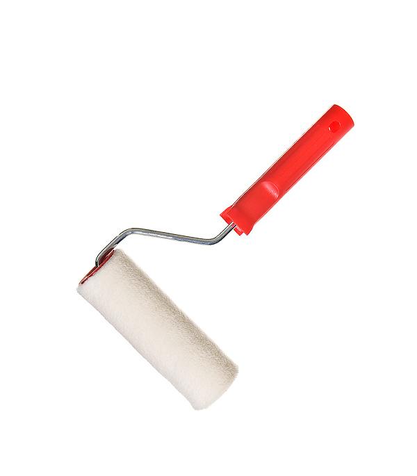 Валик велюровый Hardy 150 мм с рукояткой валик велюровый hardy 150 мм с рукояткой