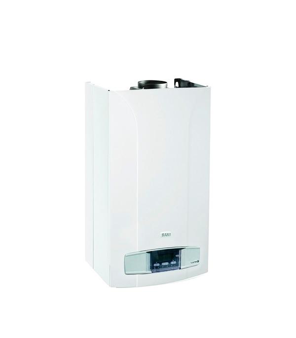 Котел газовый 2-х контурный с закрытой камерой Baxi LUNA 3 28кВт какой газовый котел для отопления квартиры