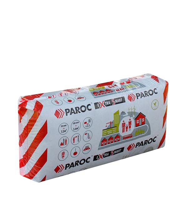 Утеплитель PAROC eXtra Smart 1200х600х50 мм 7.2 кв.м