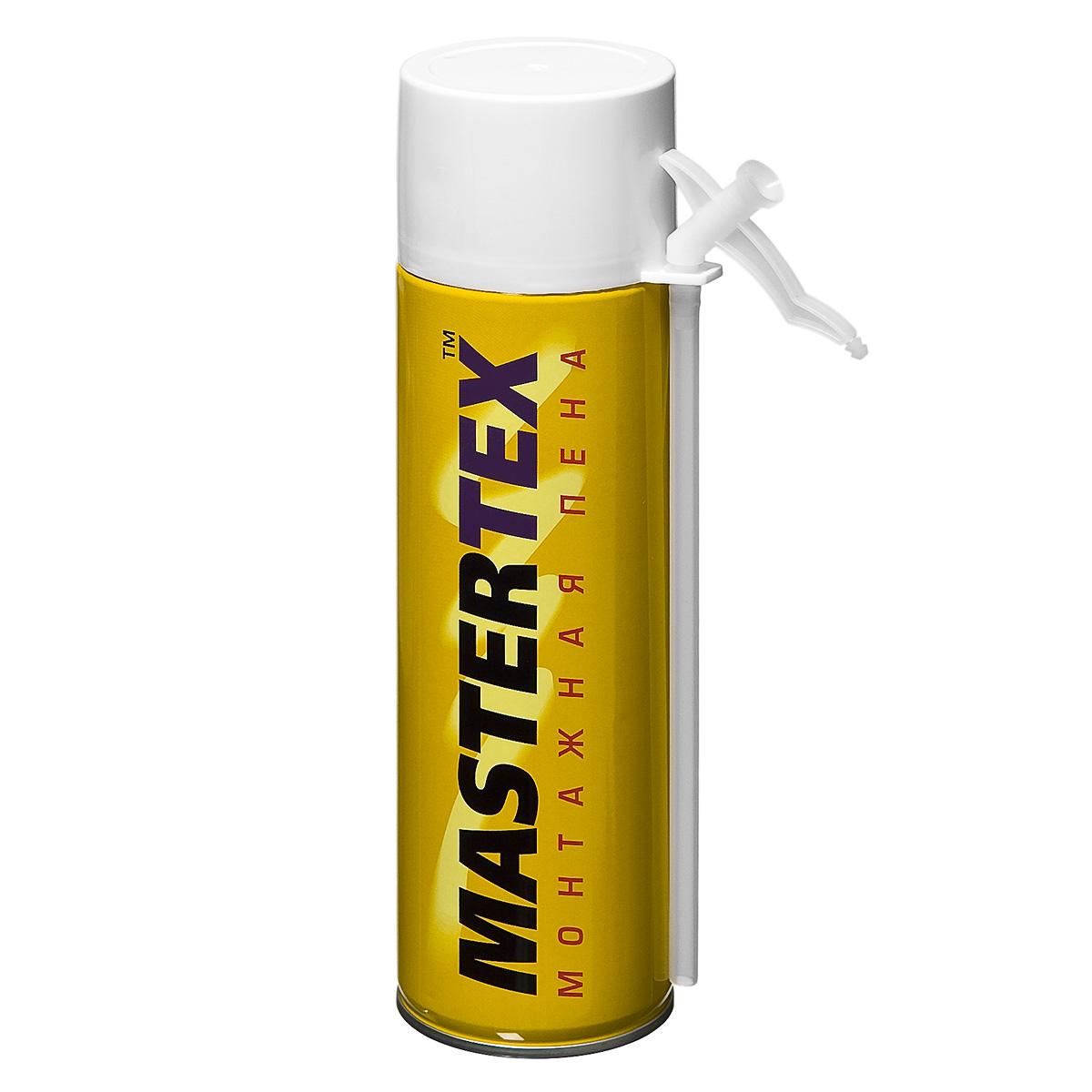 Пена монтажная Mastertex 500 мл