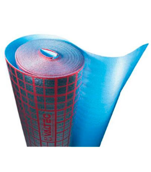 Подложка для теплого пола 1,2 x 25 м Valtec