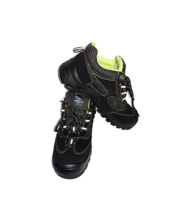 Кроссовки замшевые (композитный защитный носок), размер 43