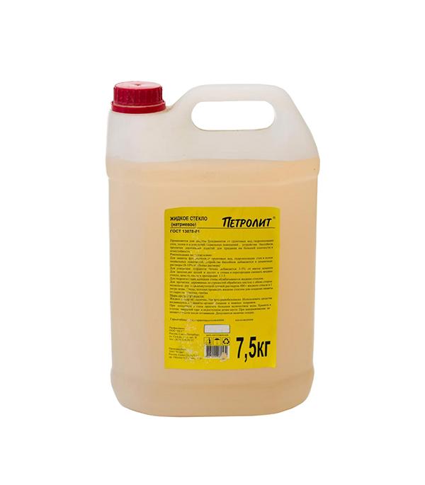 Жидкое стекло Петролит  7,5 кг