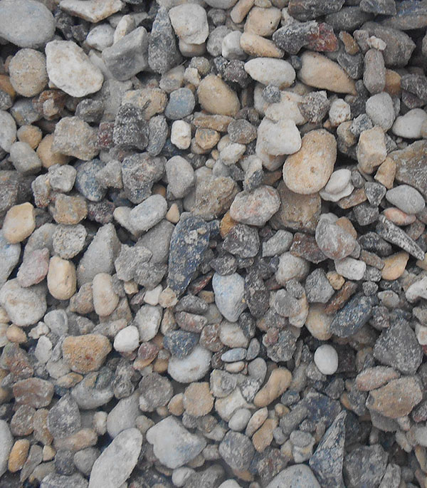 Щебень гравийный фр.5-20 мм,50кг