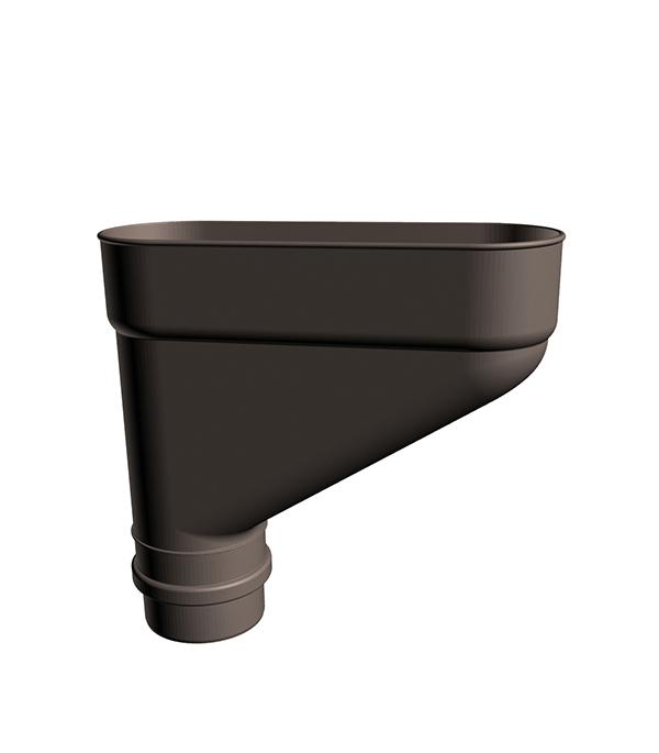 Коллектор трубы пластиковый шоколад, DOCKE LUX заглушка желоба grand line универсальная красное вино металлическая