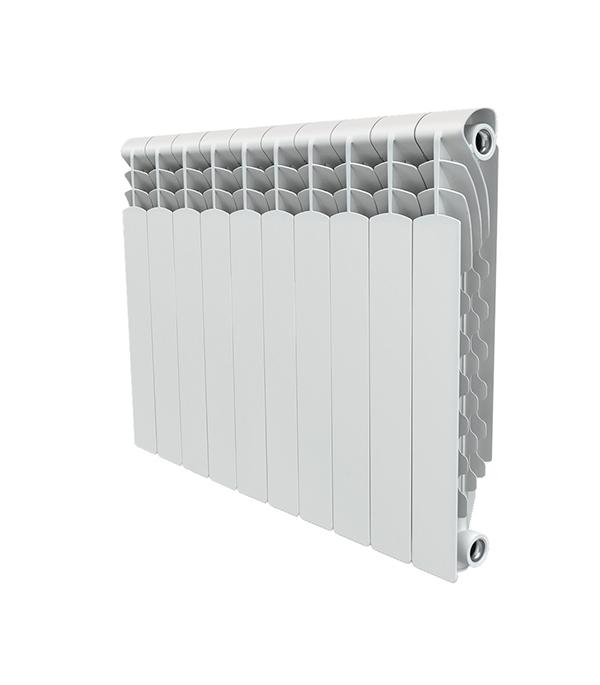 Алюминиевый радиатор Royal Thermo Revolution 500 1 10 секций алюминиевый радиатор royal thermo revolution 500 4 секции