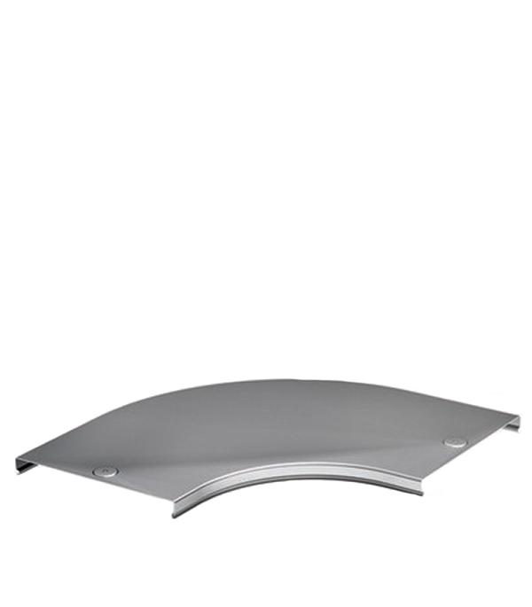 Крышка на угол горизонтальный 90° ДКС для лотка 300х50 мм плоский угол 100x60 npan dkc 01745