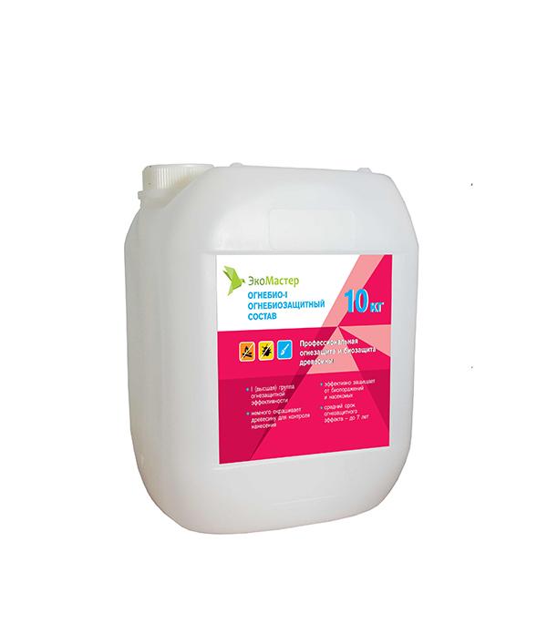 цена на Огнебиозащита ЭкоМастер 1 группа 10 кг