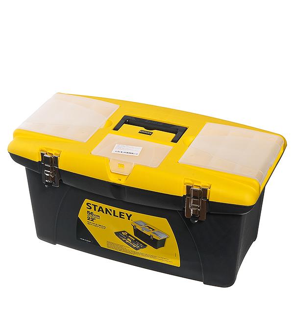 Ящик для инструмента 57х32х27 см Stanley Стандарт