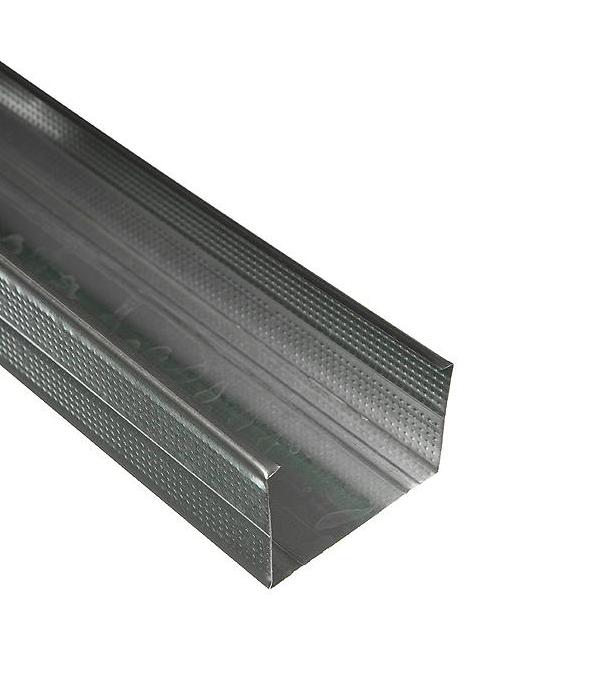 Профиль стоечный Expert 75х50 мм 3 м 0.60 мм пленка тонировочная president 35% 0 75 м х 3 м