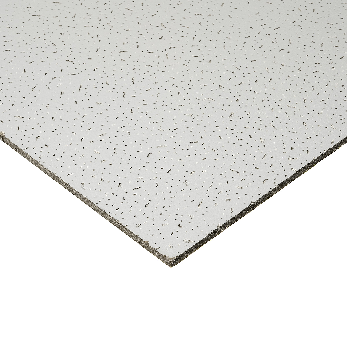 Плита к подвесному потолку  Байкал (кромка Board) 600х600х12 мм