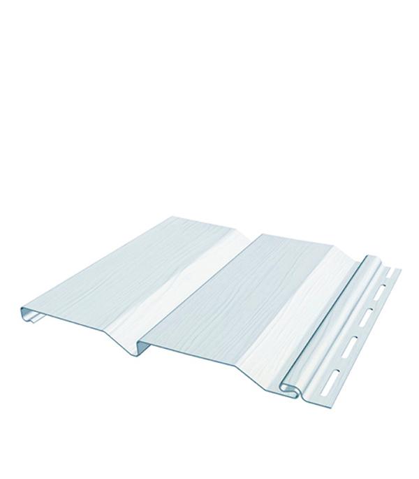 Сайдинг FineBer 3660х205 мм, белый