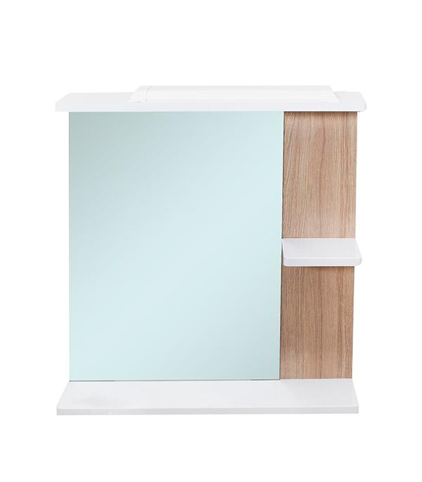 Зеркало Магнолия 600 мм, декор