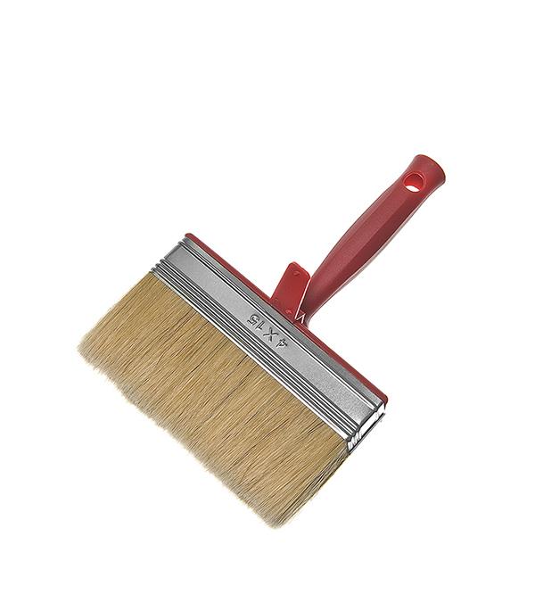 Кисть макловица Hardy 150х40 мм натуральная щетина пластиковая ручка кисть макловица matrix 150 х 50 мм